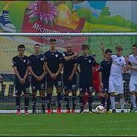 Сталь - Олімпік - 1:1. Відео матчу