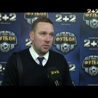 Тренер Чорноморця: Мріємо закінчити в шістці лідерів