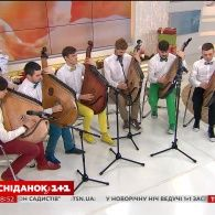 Музичний проект Bandura Style – Щедрик
