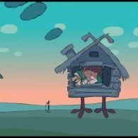 Машині казки 2 серія. Гуси-лебеді