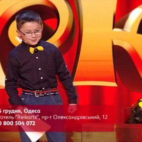 Кастинг Розсміши коміка. Діти – Миколаїв, Одеса, Вінниця