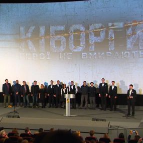 Прем'єра бойовика «Кіборги» : режисер Ахтем Сеїтаблаєв розповів про зйомки