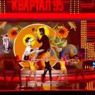 Оля Полякова в гостях у Вечернего Квартала. Новый Вечерний Квартал
