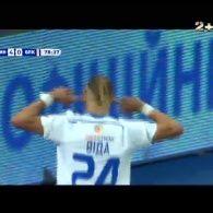 Динамо - Олександрія. 5:0. Відео голу Віди