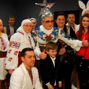 Данилко коментує відбір на Євробачення, а Дан Балан – тур Україною