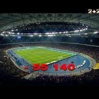 Профутбол отримав звіт УФІ по квитках на футбол: мова йде про тіньові сотні тисяч гривень