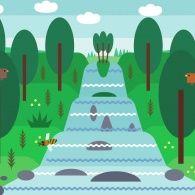 Один з найбільших рівнинних водоспадів у Європі - наш!