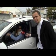 Украинские водители поют песни об автомобилистах