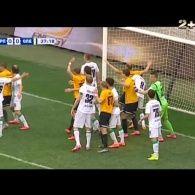 Найяскравіші моменти матчу: Карпати - Олександрія