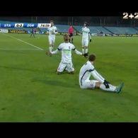 Сталь - Зоря - 0:2. Відео голів матчу