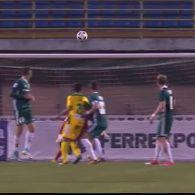 """Ворскла - Карпати - 0:1. Як """"леви"""" здобули сенсаційну перемогу в Полтаві"""