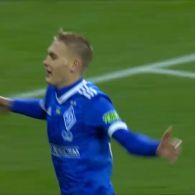 Динамо - Ворскла - 2:0. Відео голу Буяльського