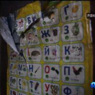 Пожежа в приватному будинку на Рівненщині забрала життя двох дітей
