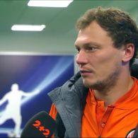 Андрій П'ятов про нічию в матчі з Динамо: Це була хороша бойова гра