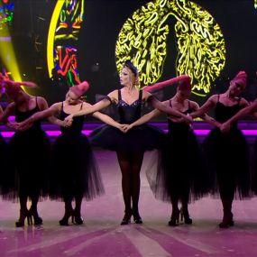 Оля Полякова - Бывший - Танцы со звездами