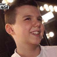 Тимофей Базаренко: Мой талисман помогает на песенных конкурсах