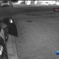 У США  пограбували поліцейську машину