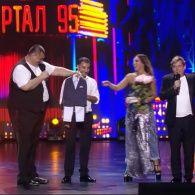 Парад подарков на свадьбу для Джамалы от украинских звезд. Вечерний Квартал в Одессе