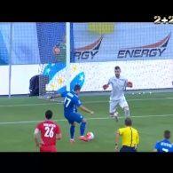 Дніпро - Волинь. 1:0. Відео голу Баланюка