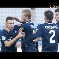 Чорноморець - Зірка - 1:1. Відео голу Коркішка