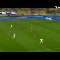 Динамо - Волинь. 2:0. Відео голу Гусєва