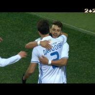 Чорноморець - Динамо - 0:1. Відео голу Мораєса