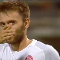 Зоря - Чорноморець - 5:0. Відео голу Караваєва