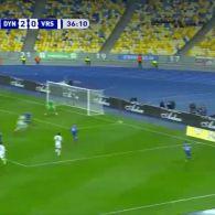 Динамо - Ворскла - 2:1. Відео матчу