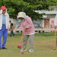 Как 80-летние японцы играют в гольф