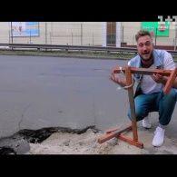 Руслан Ханумак проводит ревизию киевских дорог