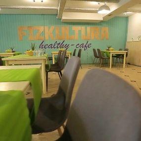 До и после. Ресторан Каруна в Тернополе. На ножах
