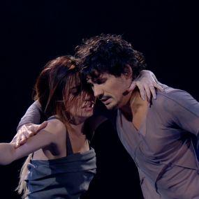 Надя Дорофеева и Женя Кот - Модерн - Танцы со звездами