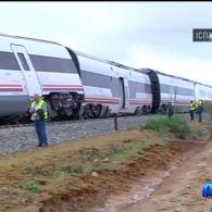 Залізнична катастрофа в Іспанії