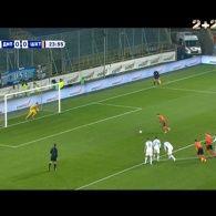Дніпро - Шахтар 0:0. Відео незабитого пенальті Марлоса
