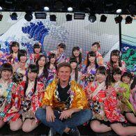 Дмитрий Комаров снялся в клипе японской поп-группы