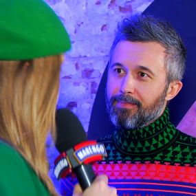 Сергій Бабкін розповів про експерименти з яскравим одягом