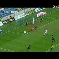 Чорноморець - Волинь - 0:0. Відео-огляд матчу