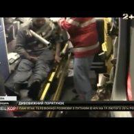 На Рівненщині, водія вантажівки - на трасі - прошила двометрова металева труба