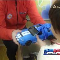 На заводі Ford в Румунії взялися складати дитячі машинки