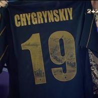Екс-гравець Барселони передав футболку на аукціон Профутболу