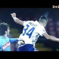 Криваві сутички між уболівальниками й виліт з єврокубків: чим запам'ятався матч Наполі - Динамо