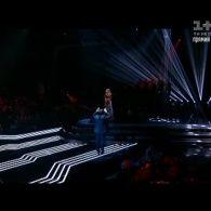 """Інна Іщенко """"Чорна рілля"""" - прямий ефір - Голос країни 6 сезон"""