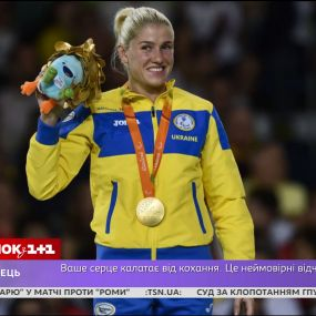 """Паралимпийская чемпионка Инна Черняк о пути к """"золоту"""""""