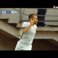 Зоря - Чорноморець. 1:0. Відео голу Караваєва