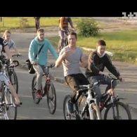 Хорошо там, где нас нет. Открытие велосезона в Ужгороде