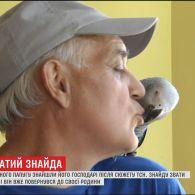 Папуга, до пошуків господарів якого долучилась ТСН, повернувся додому