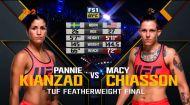 UFC. Пенні Кьянзад - Мейсі Чіассон. Відео бою