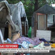 На околиці Львова група невідомих напала на табір ромів, 24-річний хлопець загинув
