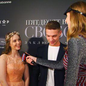 Ирина Кудашова и Александр Петренко рассказали, как изменилась их жизнь после выхода сериала Школа