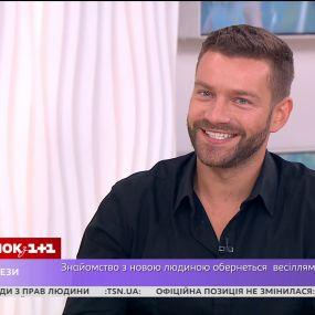 Найкрасивіший чоловік світу Богдан Юсипчук розповів про суддівство «Модель XL» та зйомки «Ментівських війн»